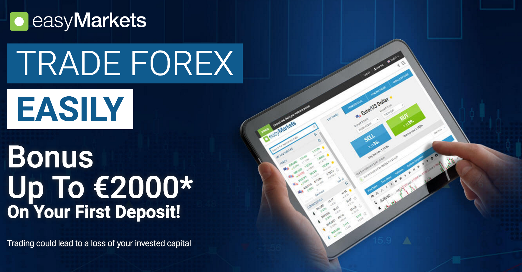 Easy forex address
